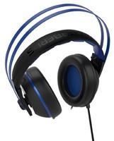 ASUS Cerberus V2 Stereofonisch Hoofdband Zwart, Blauw hoofdtelefoon-3