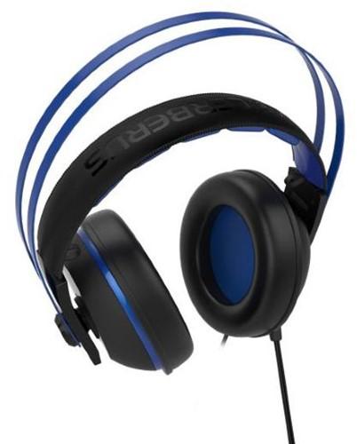 ASUS Cerberus V2 Stereofonisch Hoofdband Zwart, Blauw hoofdtelefoon
