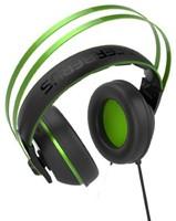 ASUS Cerberus V2 Stereofonisch Hoofdband Zwart, Groen hoofdtelefoon