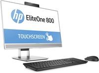 "HP EliteOne 800 G3 3.4GHz i5-7500 23.8"" 1920 x 1080Pixels Touchscreen Zilver Alles-in-één-pc-2"
