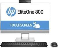 "HP EliteOne 800 G3 3.4GHz i5-7500 23.8"" 1920 x 1080Pixels Touchscreen Zilver Alles-in-één-pc-1"