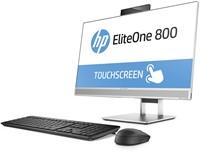 "HP EliteOne 800 G3 3.4GHz i5-7500 23.8"" 1920 x 1080Pixels Touchscreen Zilver Alles-in-één-pc-3"