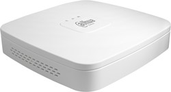 Dahua Europe Lite NVR4108-4KS2 1U Wit Netwerk Video Recorder (NVR)