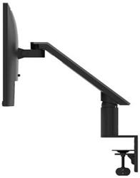 """DELL MSSA18 flat panel bureau steun 68,6 cm (27"""") Zwart, Zilver"""