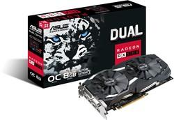 ASUS DUAL-RX580-O8G Radeon RX 580 8GB