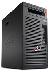 Fujitsu CELSIUS W570power 3.9GHz Desktop Zwart, Rood Workstation