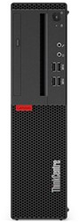 "Lenovo ThinkCentre M710 + ThinkVision T23i 23"" Full HD IPS monitor 3GHz i5-7400 SFF Zwart PC"