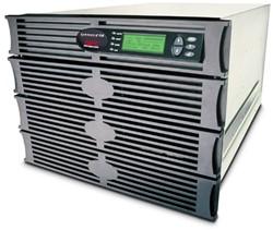 APC SYMMETRA RM 2KVA EXP TO 6K 2000VA Zwart UPS