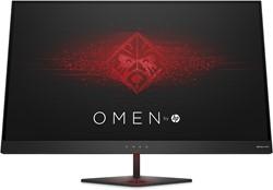 "HP OMEN 27 LED display 68,6 cm (27"") 2K Ultra HD Flat Mat Zwart"
