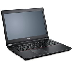 "Fujitsu CELSIUS H970 2.8GHz i5-7440HQ 17.3"" 1920 x 1080Pixels Zwart Notebook-1"