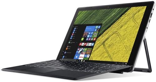 "Acer Switch SW512-52P-578Z 2.50GHz i5-7200U 12"" 2160 x 1440Pixels Touchscreen Grijs Hybride (2-in-1)"