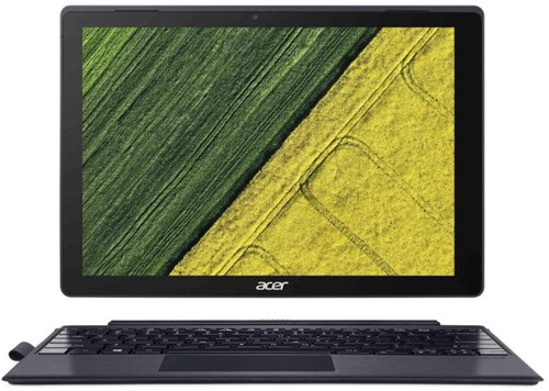 "Acer Switch SW512-52P-578Z 2.50GHz i5-7200U 12"" 2160 x 1440Pixels Touchscreen Grijs Hybride (2-in-1)-1"
