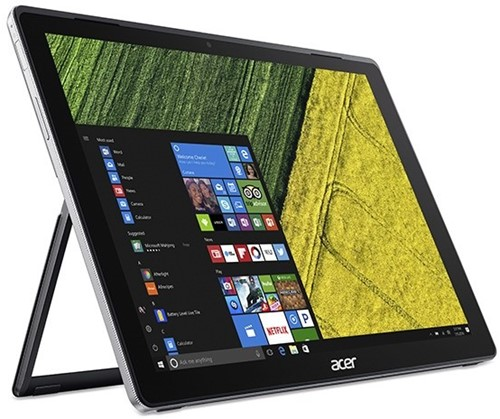 "Acer Switch SW512-52P-578Z 2.50GHz i5-7200U 12"" 2160 x 1440Pixels Touchscreen Grijs Hybride (2-in-1)-3"