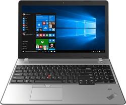 "Lenovo ThinkPad E570 2.5GHz i5-7200U 15.6"" 1920 x 1080Pixels Zwart, Zilver Notebook"