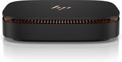 HP Elite Slice 2.8GHz i7-6700T 1L  maat pc Zwart Mini PC