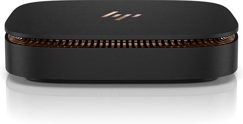 HP Elite Slice 2.8GHz i7-6700T 1L  maat pc Zwart Mini PC-1