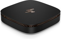 HP Elite Slice 2.5GHz i5-6500T 1L  maat pc Zwart Mini PC-2