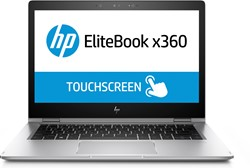 "HP EliteBook x360 1030 G2 2.7GHz i7-7500U 13.3"" 3840 x 2160Pixels Touchscreen 4G Zilver Notebook"