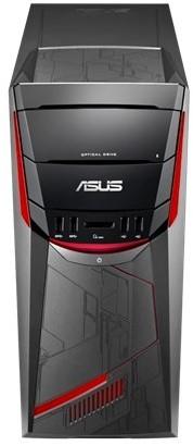 ASUS G11DF-NL001T 3.2GHz 1400 Toren Grijs PC-3