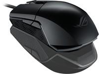 ASUS ROG Pugio USB Optisch 7200DPI Ambidextrous Zwart muis-2
