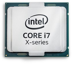 Intel Core i7-7800X 3.5GHz 8.25MB L3 Box processor