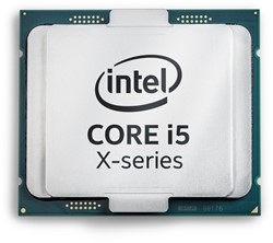 Intel Core i5-7640X 4GHz 6MB Smart Cache Box processor