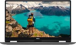 "DELL XPS 9365 1.2GHz i5-7Y57 13.3"" 3200 x 1800Pixels Touchscreen Zwart, Zilver Hybride (2-in-1)"