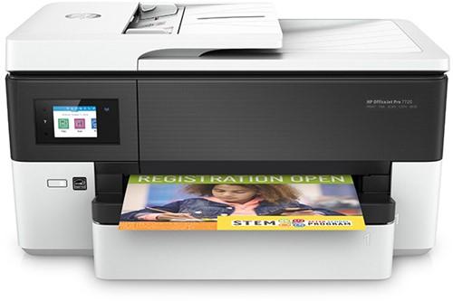 HP OfficeJet Pro 7720 Wide Format AiO 4800 x 1200DPI Thermische inkjet A3 22ppm Wi-Fi multifunctional