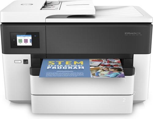 HP OfficeJet Pro 7730 Wide Format 4800 x 1200DPI Thermische inkjet A3 22ppm Wi-Fi multifunctional