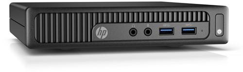 HP 260 G2 Mini 3.7GHz i3-6100 Desktop Zwart Mini PC-2