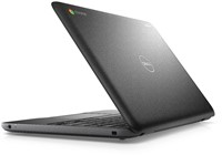 "DELL Chromebook 3180 1.6GHz N3060 11.6"" 1366 x 768Pixels Zwart Chromebook-3"