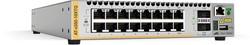 Allied Telesis AT-x550-18XTQ-50 Managed L3 10G Ethernet (100/1000/10000) Grijs