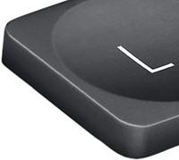 Logitech Craft RF Wireless + Bluetooth QWERTZ Zwitsers Zwart, Grijs toetsenbord-3