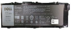 DELL 451-BBSB Lithium-Ion (Li-Ion) oplaadbare batterij/accu