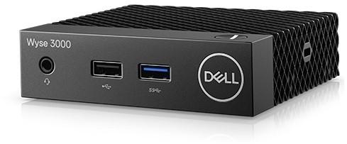 Dell Wyse 3040 1.44GHz x5-Z8350 240g Zwart-1