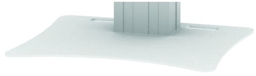 Newstar PLASMA-M2500FPLATE flat panel vloer standaard-2