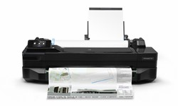 HP Designjet T120 610-mm ePrinter