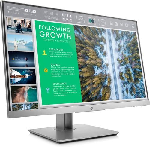 """HP EliteDisplay E243 23.8"""" Full HD IPS Zwart, Zilver computer monitor-3"""