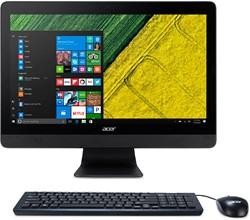 """Acer Aspire C20-220 2GHz A6-7310 19.5"""" 1600 x 900Pixels Zwart Alles-in-één-pc"""
