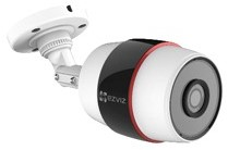 EZVIZ CS-CV210-A0-52WFR IP-beveiligingscamera Buiten Rond Wit 1920 x 1080Pixels bewakingscamera