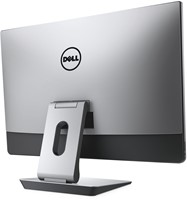 "DELL Precision 5720 3.6GHz i7-7700 27"" 3840 x 2160Pixels Touchscreen Zwart, Grijs All-in-One workstation-2"