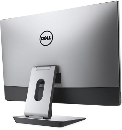 "DELL Precision 5720 3.6GHz i7-7700 27"" 3840 x 2160Pixels Touchscreen Zwart, Grijs All-in-One workstation"