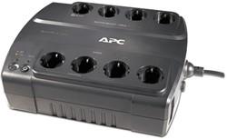 APC Back-UPS 550VA noodstroomvoeding 8x schuko uitgang, USB