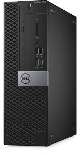 DELL OptiPlex 7050 3.4GHz i5-7500 SFF Zwart PC