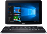"Acer One 10 S1003-18XW 1.44GHz x5-Z8350 10.1"" 1280 x 800Pixels Touchscreen Zwart Hybride (2-in-1)"