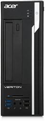Acer Veriton X2640G 3.7GHz i3-6100 Desktop Zwart PC