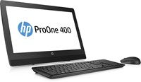 "HP ProOne 400 G3 3.9GHz i3-7100 20"" 1600 x 900Pixels Zwart Alles-in-één-pc-2"