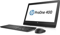 "HP ProOne 400 G3 3.9GHz i3-7100 20"" 1600 x 900Pixels Zwart Alles-in-één-pc-3"