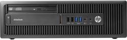 HP EliteDesk 705 G3 SFF 3.1GHz PRO 1200 SFF Zwart PC