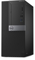 DELL OptiPlex 7050 3.4GHz i5-7500 Toren Zwart PC-2